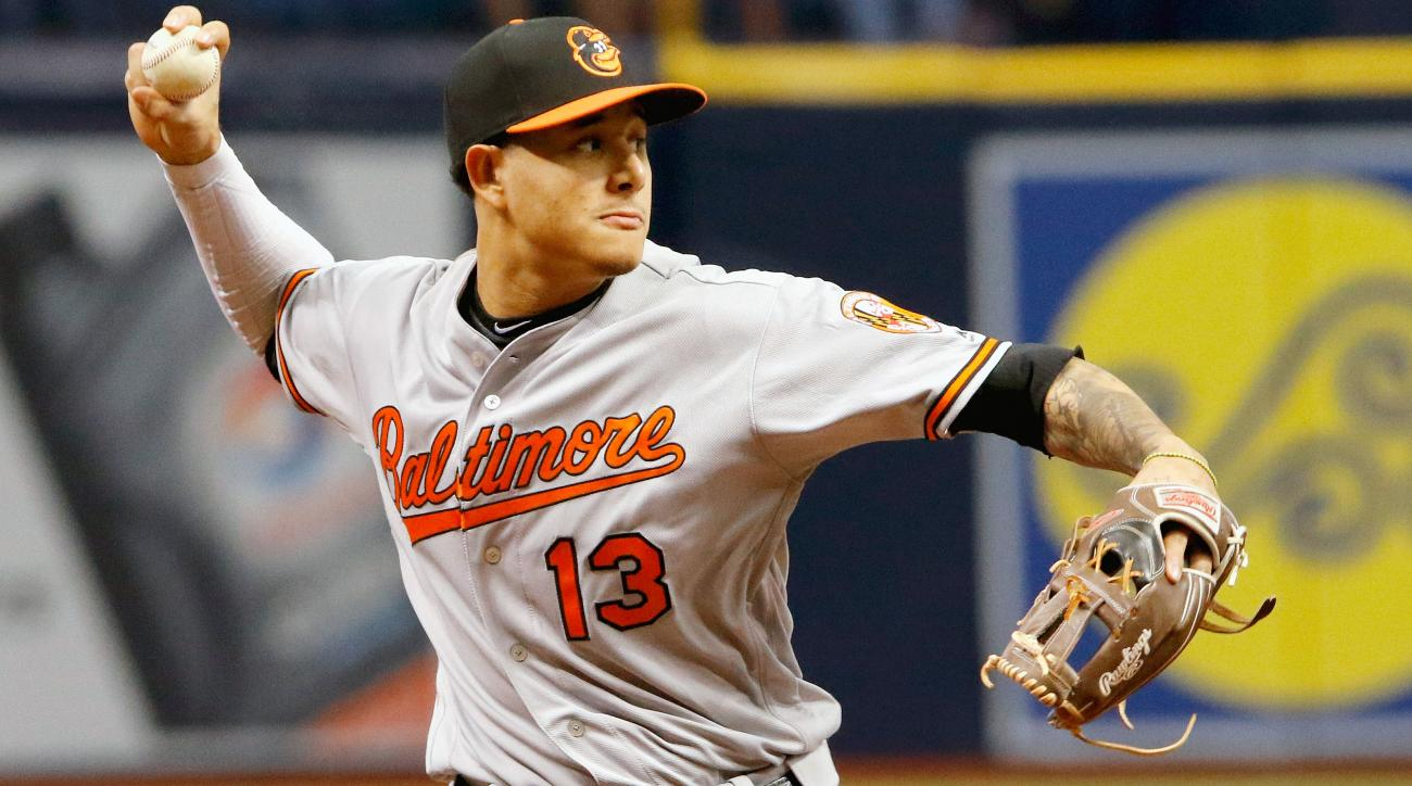 Orioles want better offers for Manny Machado by Thursday