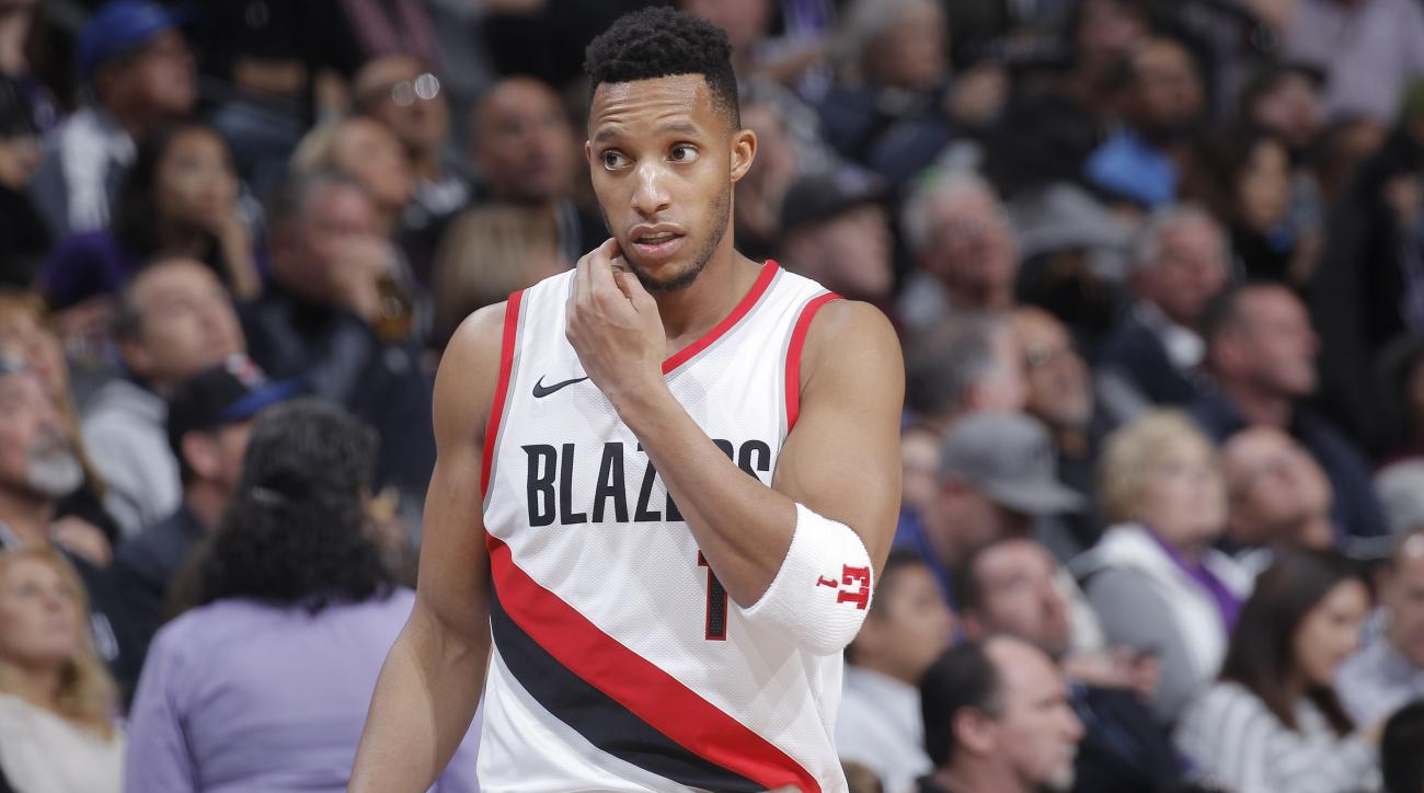 Truck crashes into Blazers' Evan Turner's backyard pool