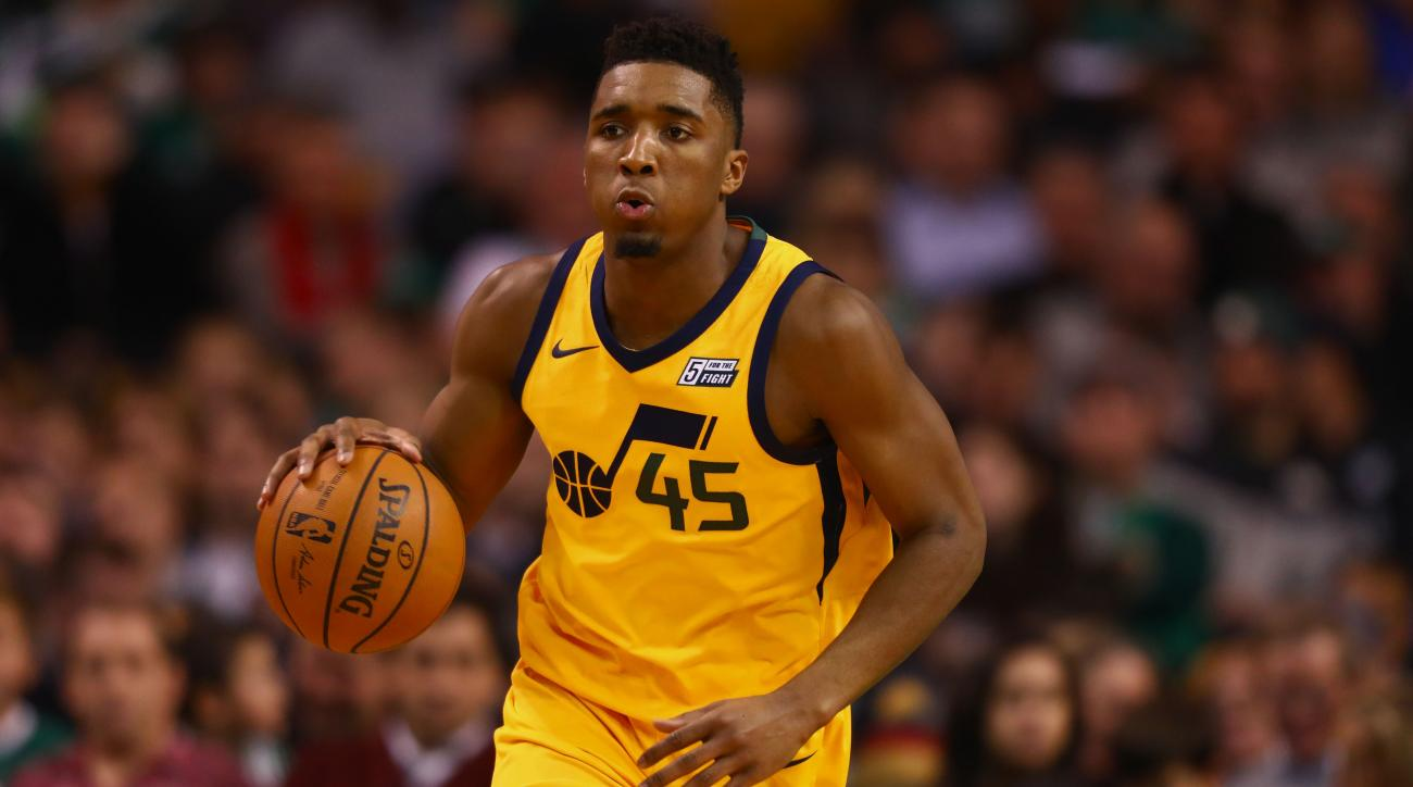 Donovan Mitchell Is the Lifeblood of the Utah Jazz Offense 3eabf2965