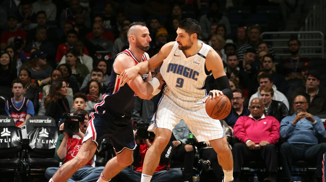 Nikola Vucevic will need surgery for broken hand, out 6-8 weeks