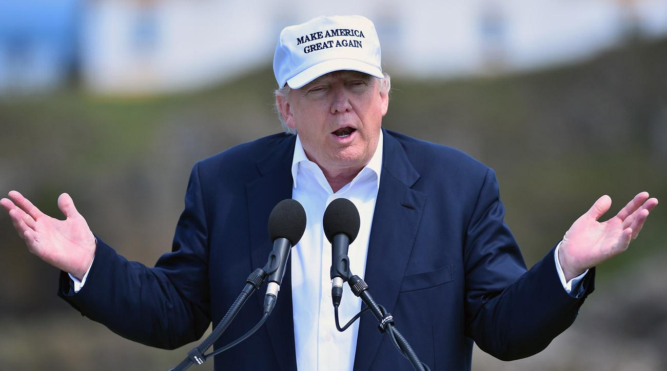 Donald Trump, Trump Turnberry