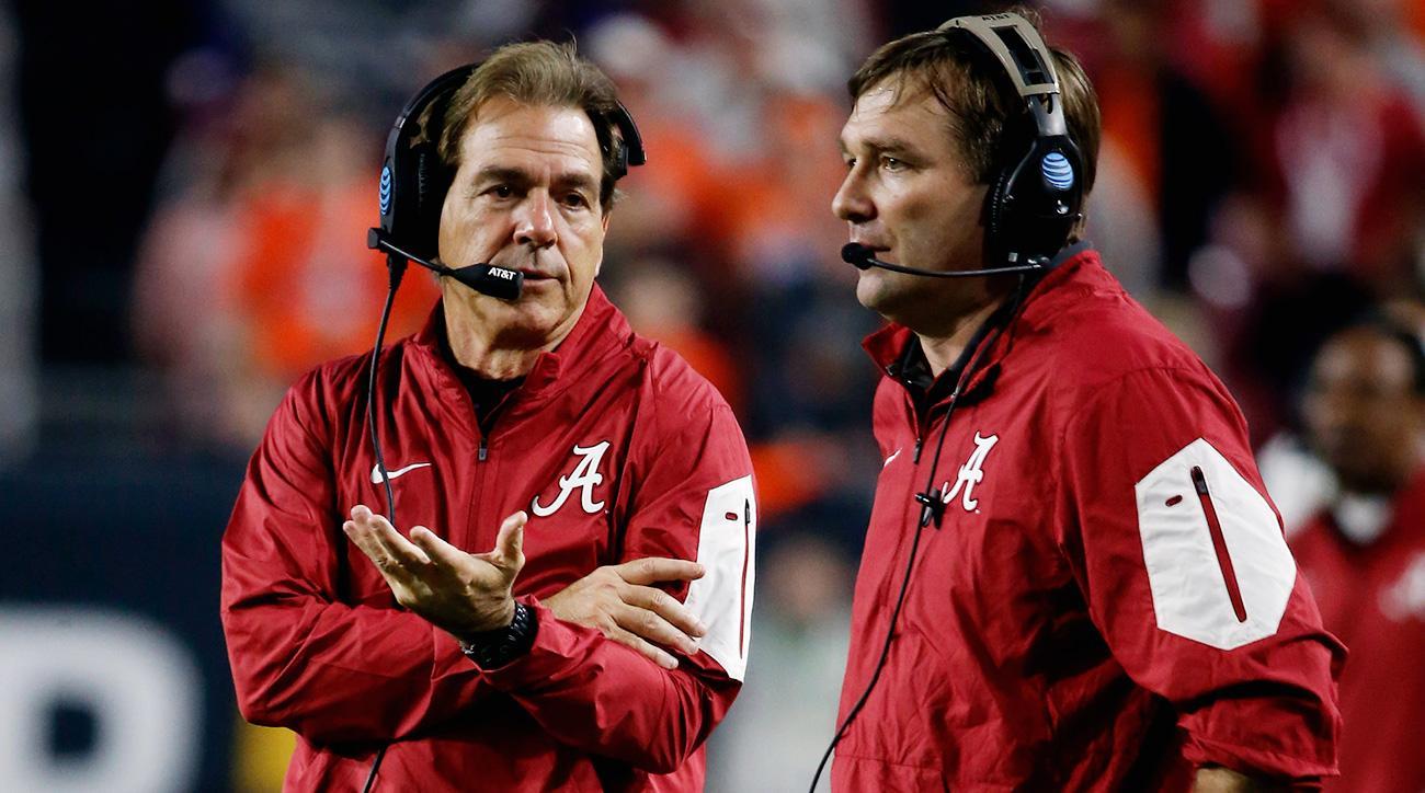 Kirby Smart: Nick Saban coaching tree's top assistant may lead to Georgia-Alabama