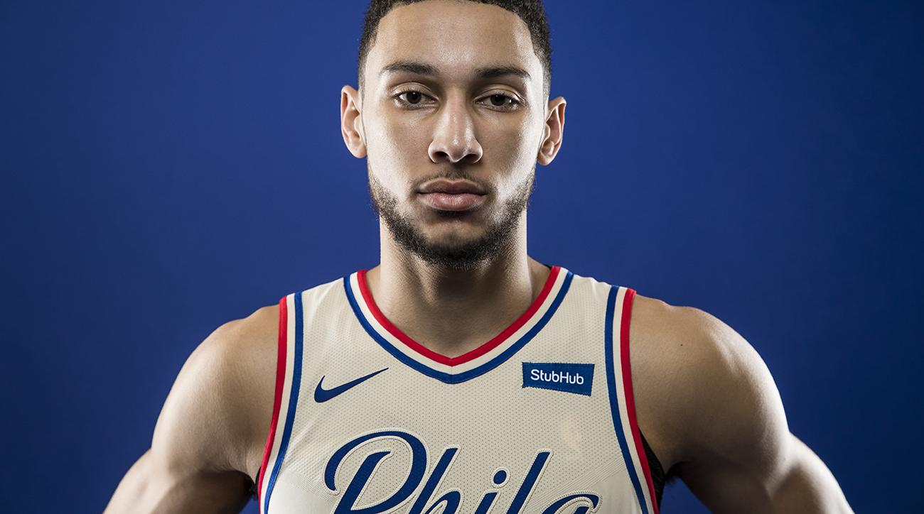 the best attitude 7d5ec 5bccf 76ers: Final 'City Edition' uniforms unveiled | SI.com