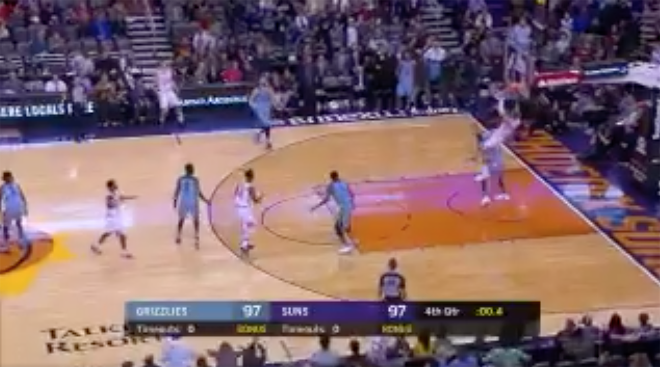 Suns beat Grizzlies on Tyson Chandler's game-winning alley oop