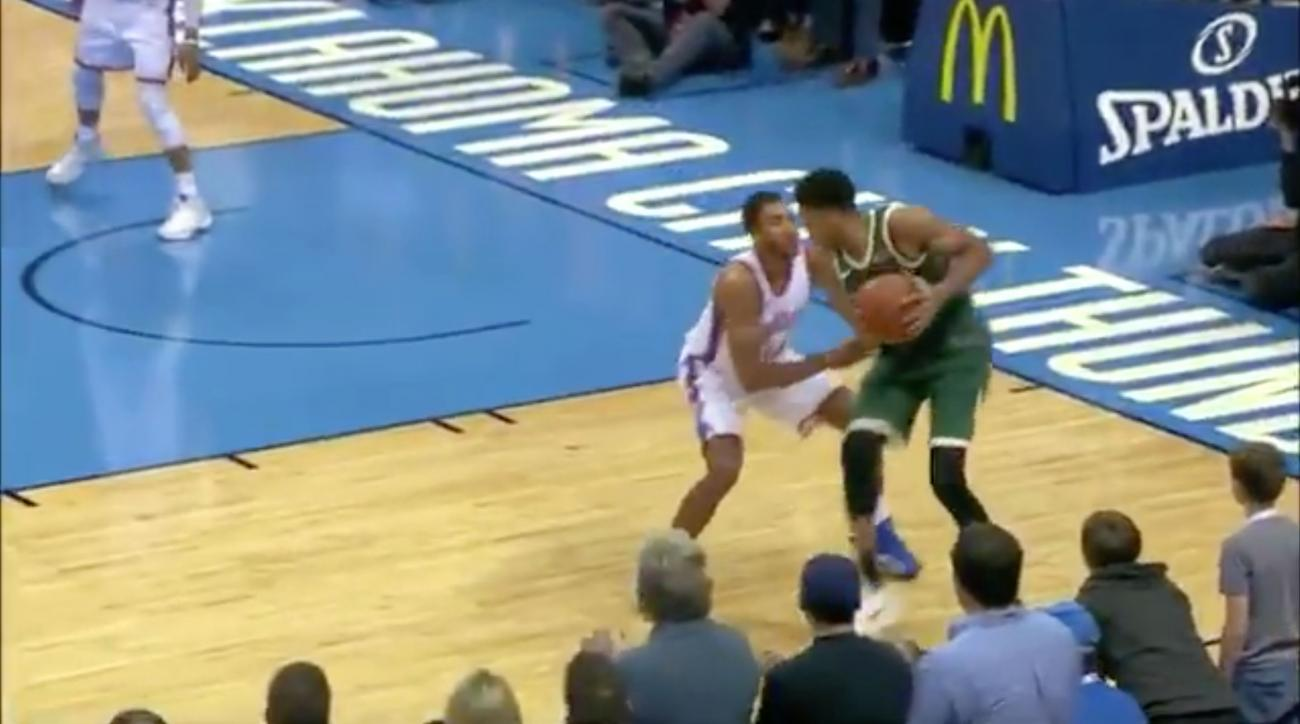 Bucks Win Thriller In OKC