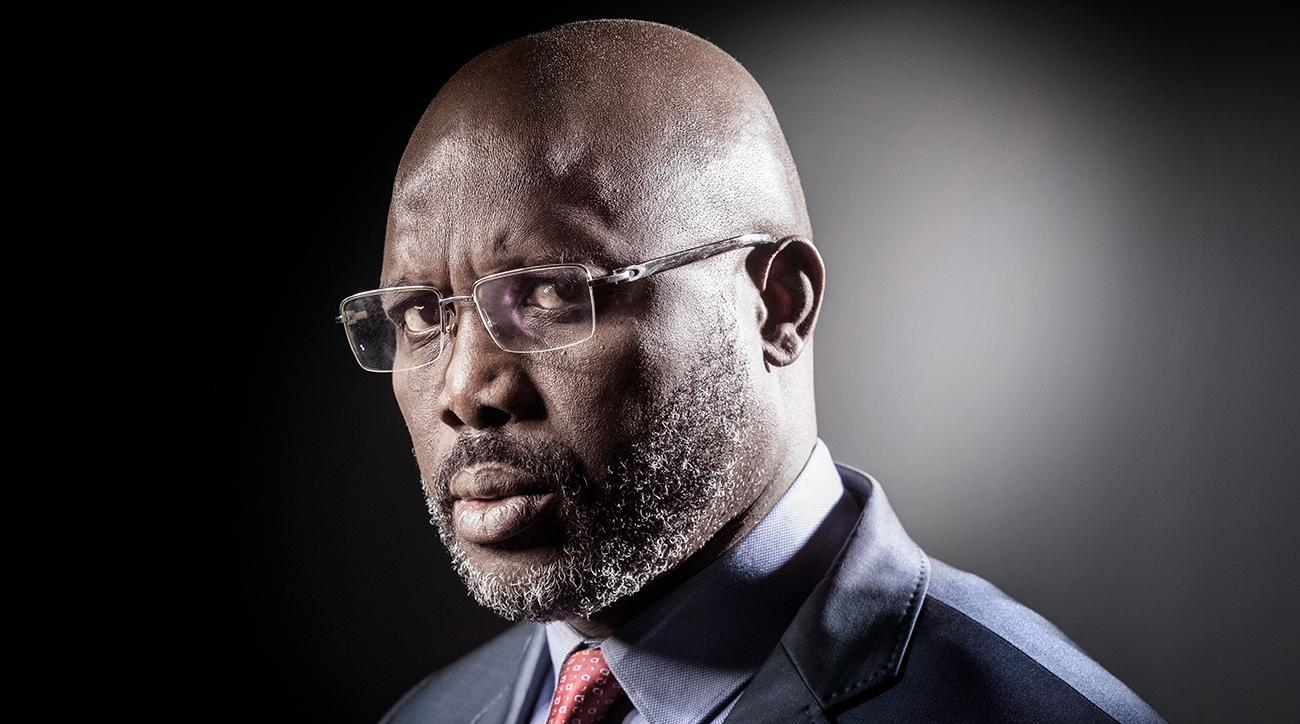President-Elect George Weah Promises Change To Liberians