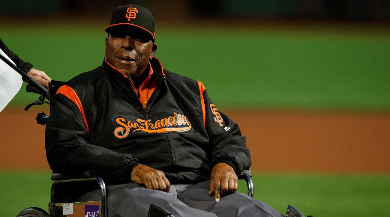 Willie McCovey on Barry Bonds