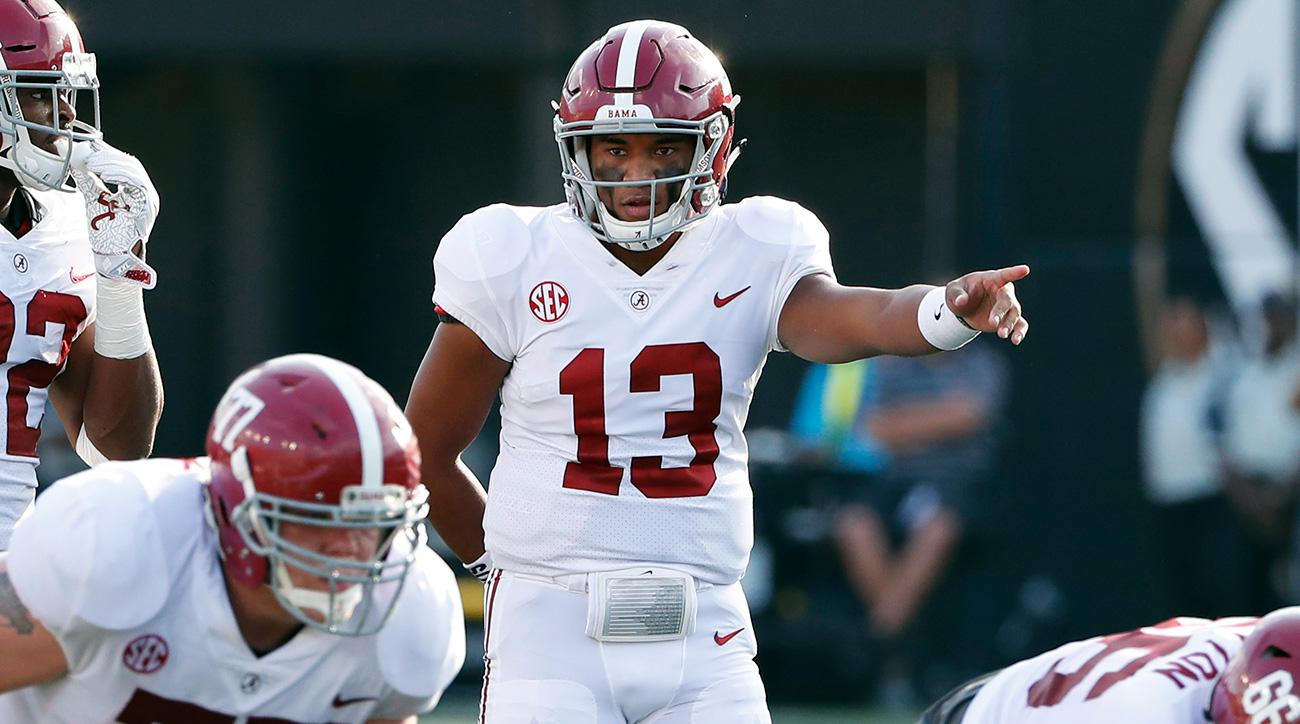 Who is the alabama quarterback dating