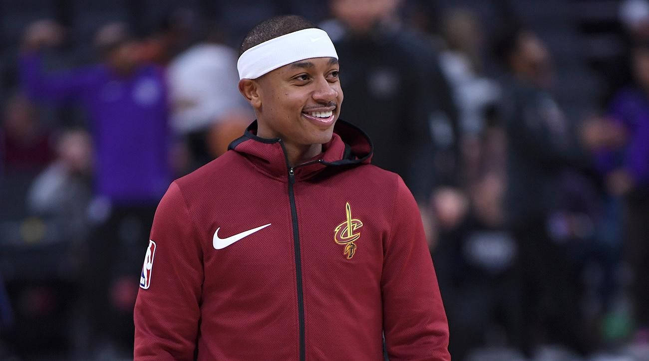 Cleveland Cavaliers reveal return date for Isaiah Thomas Video