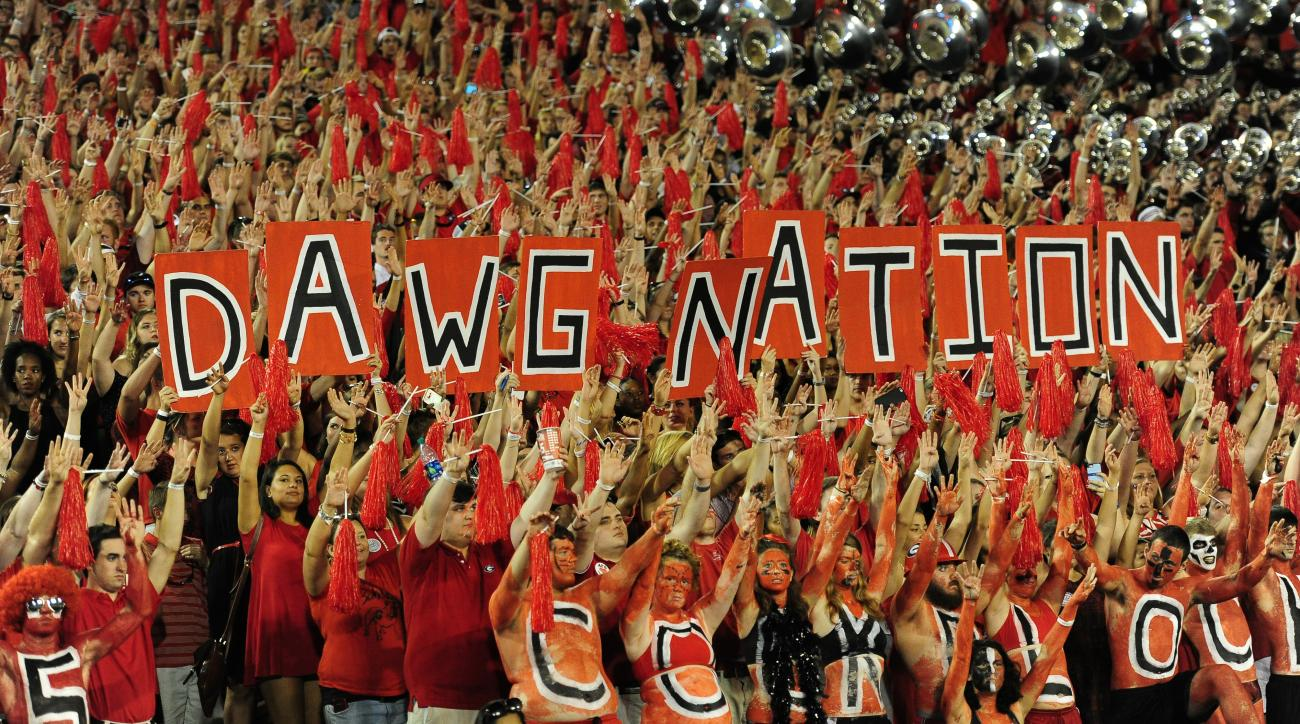 Ticket prices continue to soar for UGA's national title game