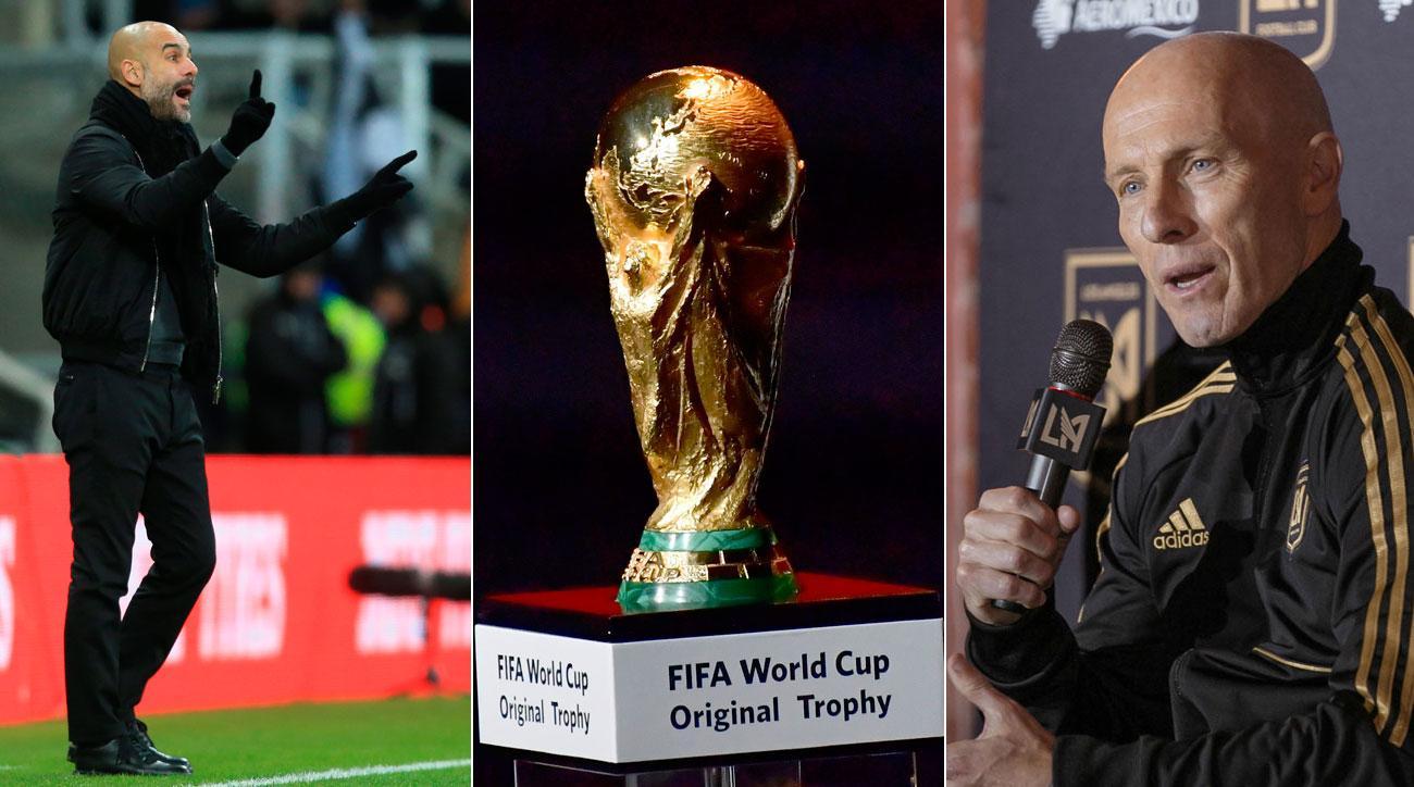 Soccer predictions 2018: World Cup winner, Pulisic, Man City