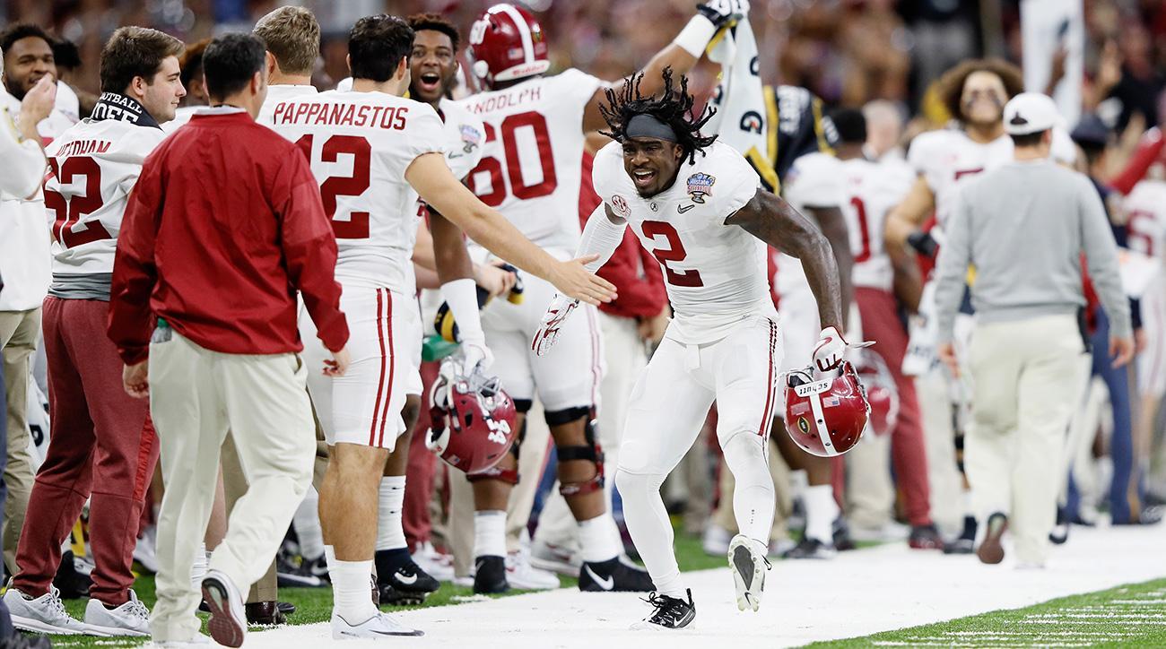 Alabama vs. Clemson: Crimson Tide win Sugar Bowl, return to Nick Saban style