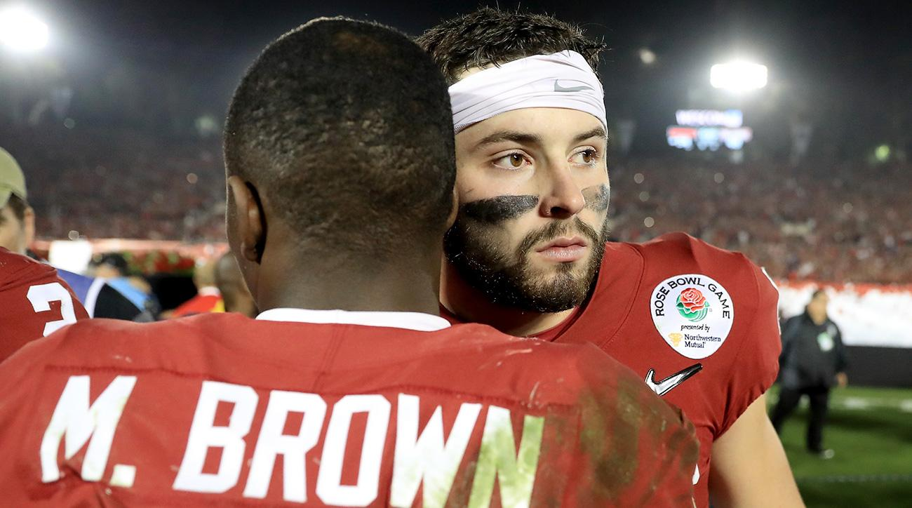 Baker Mayfield: Rose Bowl loss sends Oklahoma star QB to NFL draft