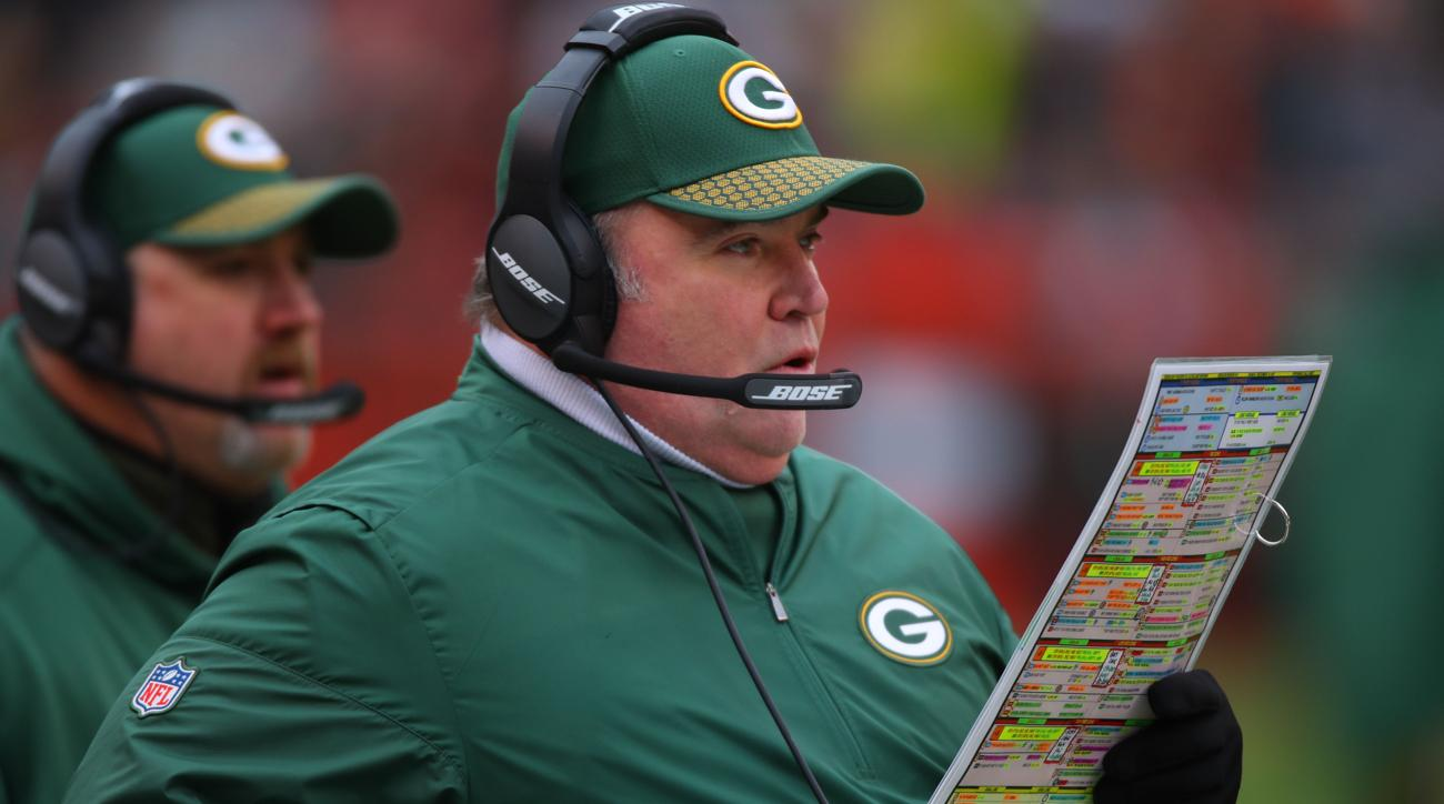 Packers already extended Mike McCarthy's contract through 2019 season