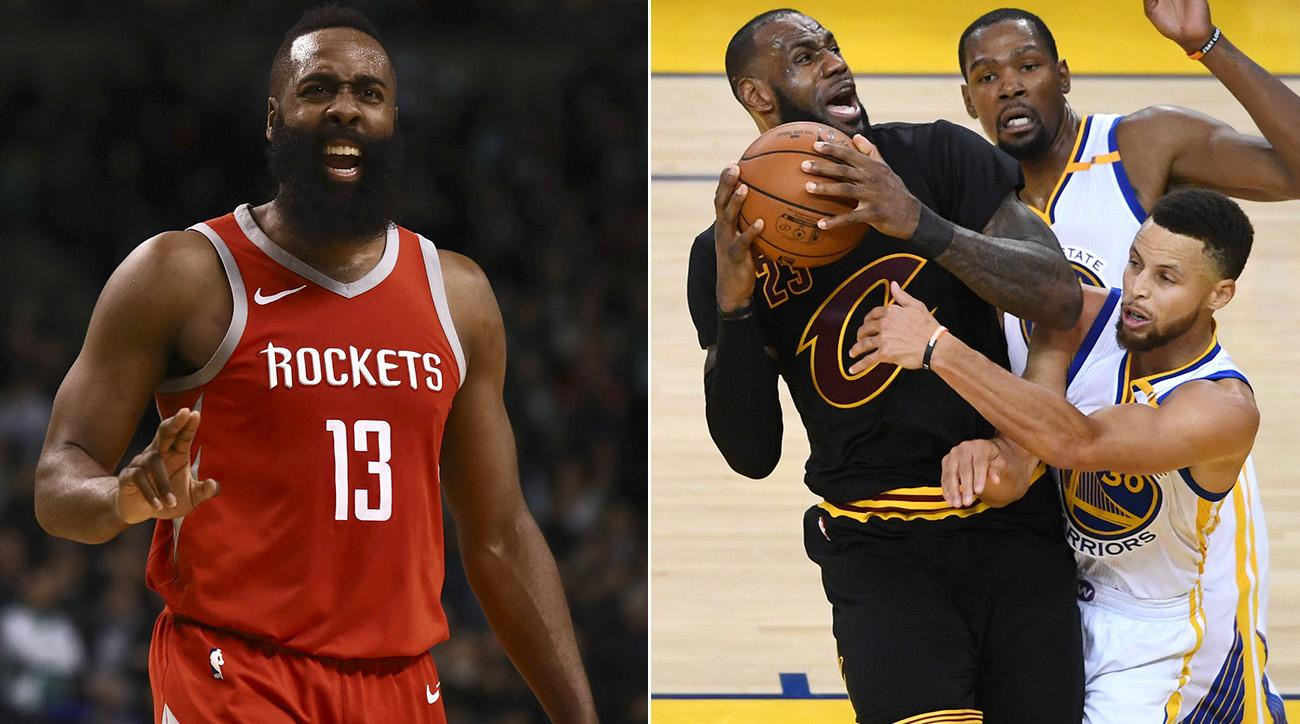 94298013a515 James Harden s Injury Leaves the NBA s MVP Race Wide Open