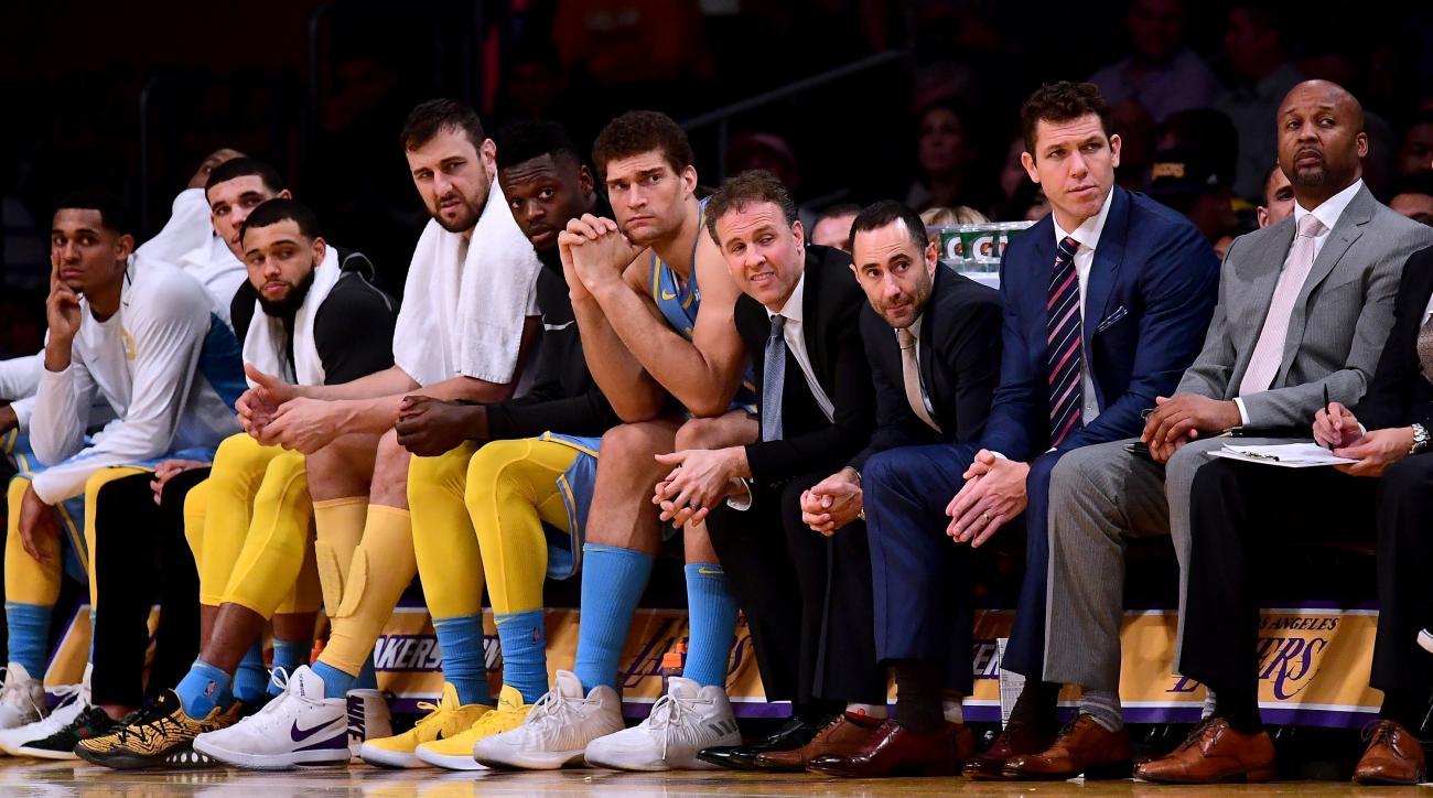 Lakers vs Thunder: Kyle Kuzma rips Los Angeles effort