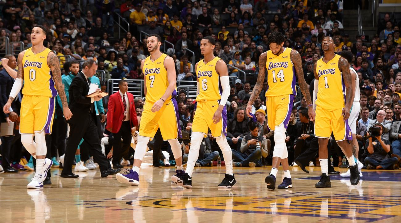 Lebron Paul George And More Questions About The Lakers Future Si Com