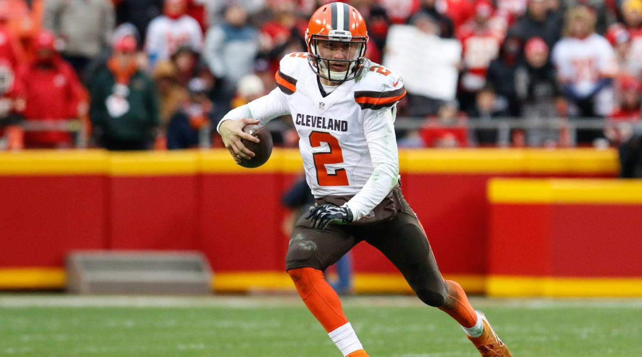 Tiger-Cats negotiating contract with Johnny Manziel