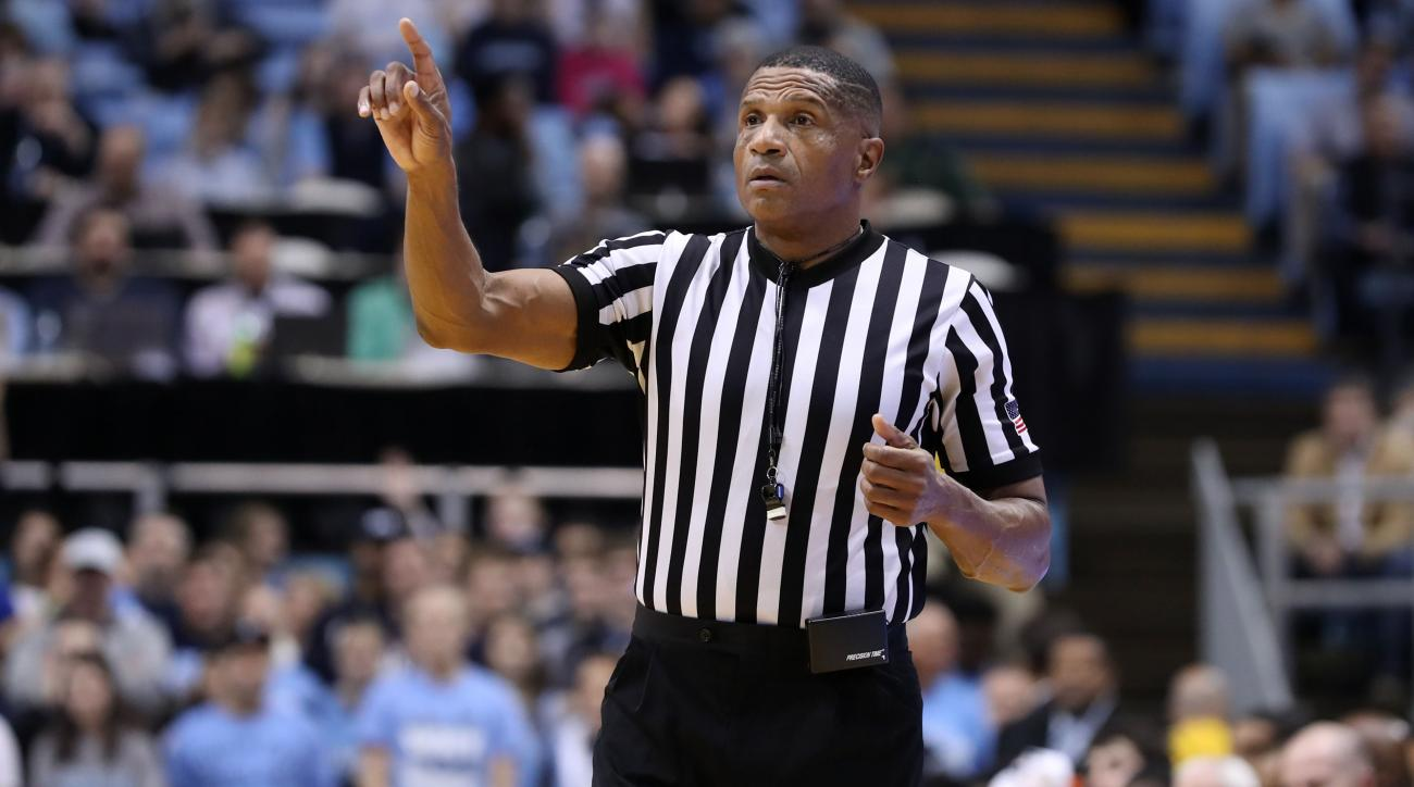 Ted Valentine: Ref Might Retire After Turning Back To Player | SI.com