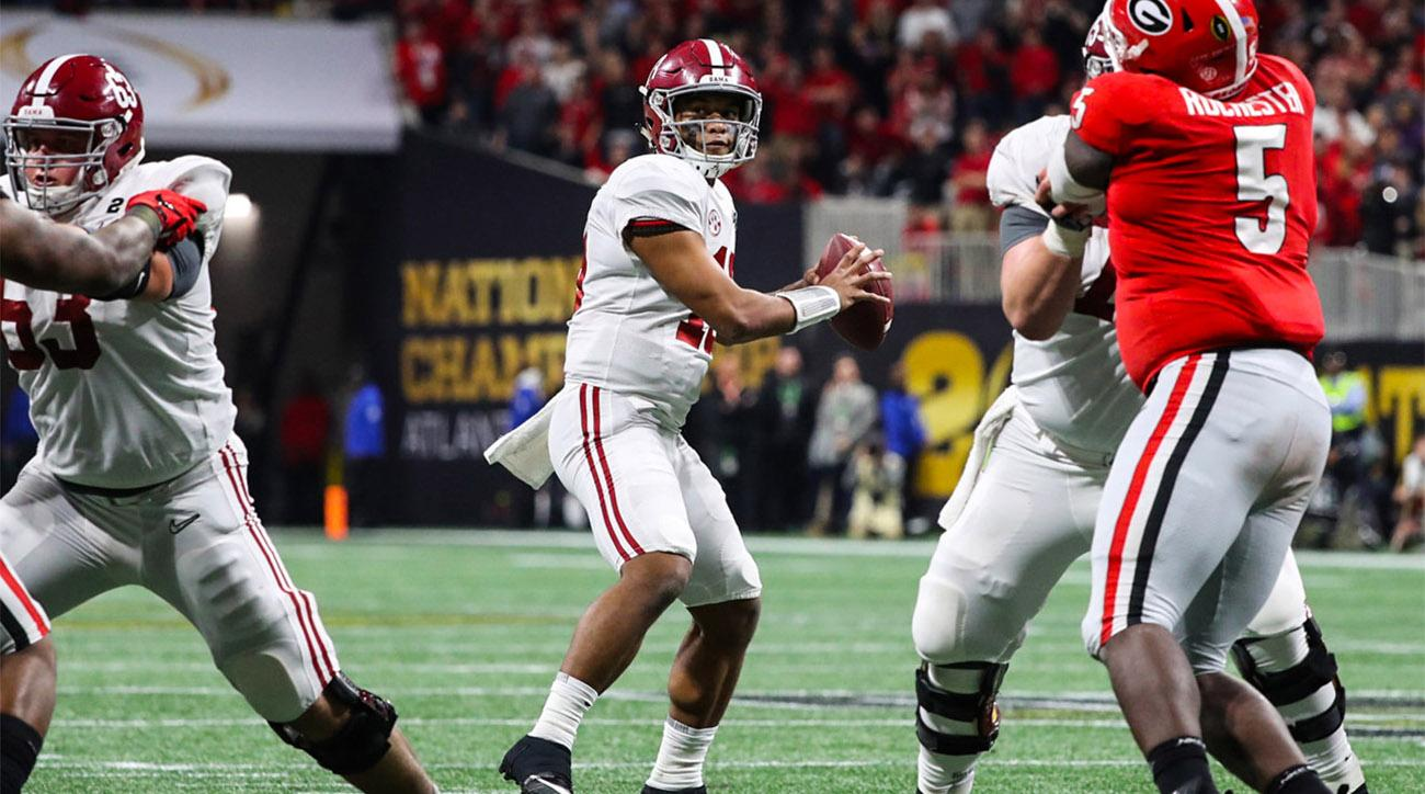 Alabama vs. Georgia brings 2nd largest audience for CFP championship