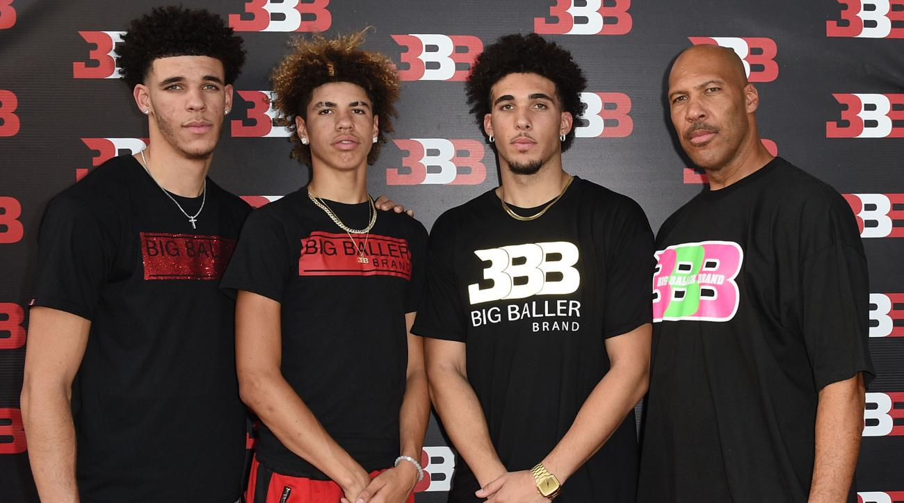 Big Baller Brand Gets 'F' Rating From Better Business Bureau