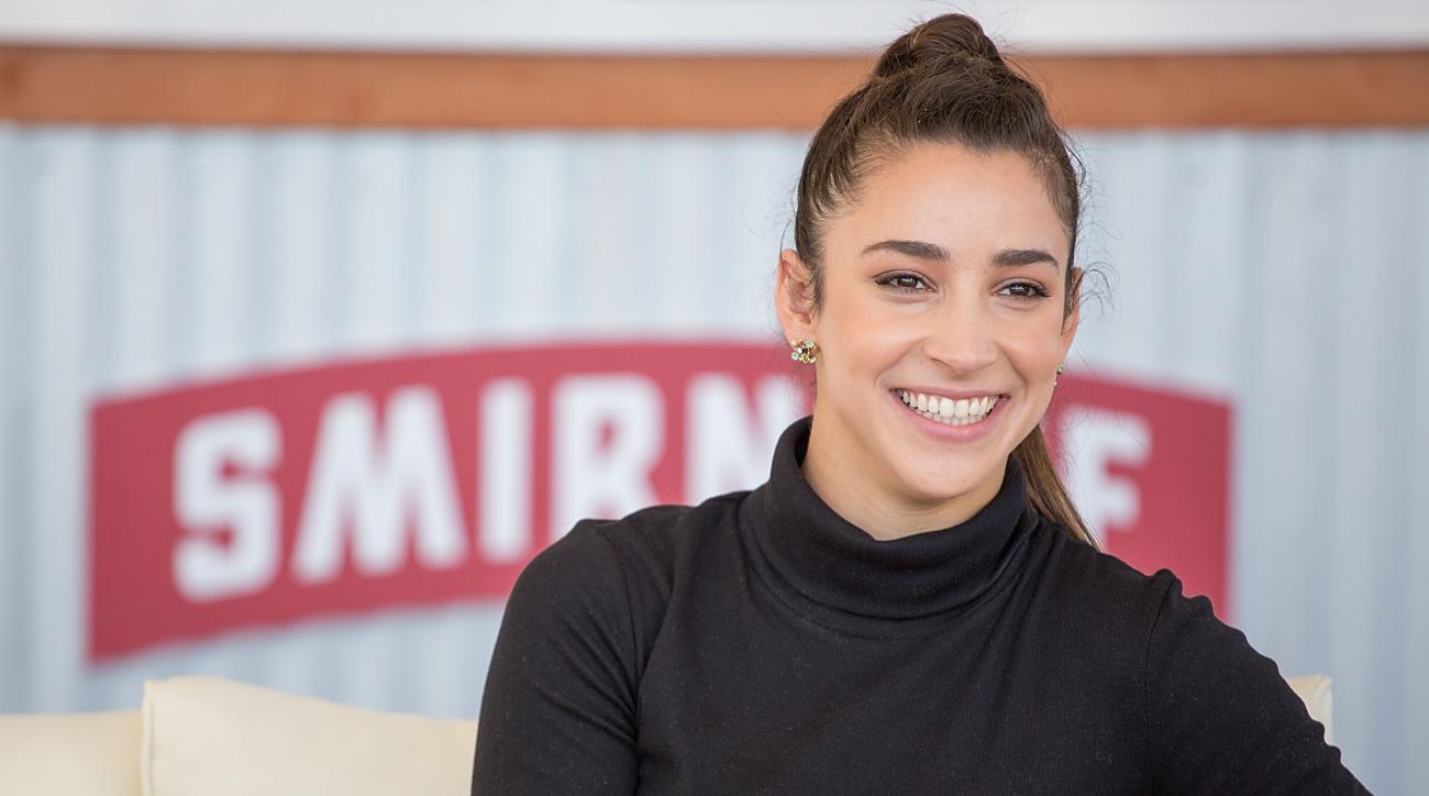 Aly Raisman says USA Gymnastics victim shames Nassar accusers