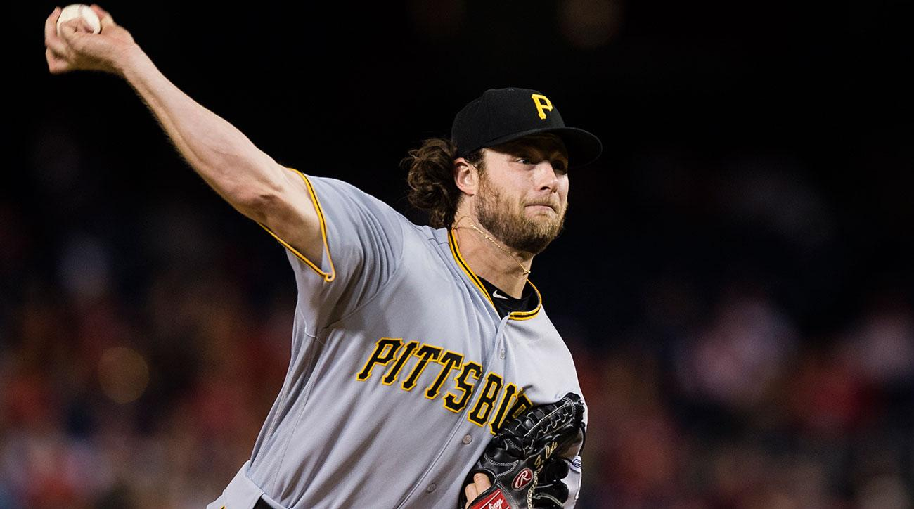 No deal in place for Gerrit Cole