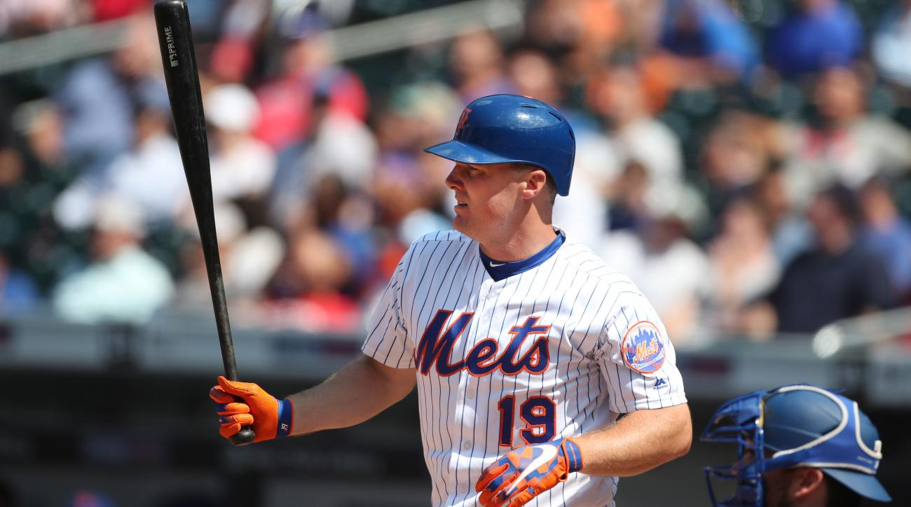 Jay Bruce back to Mets: Teammates are happy on Twitter