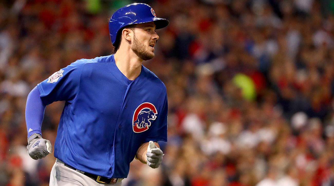 Cubs avoid arbitration with a trio of players
