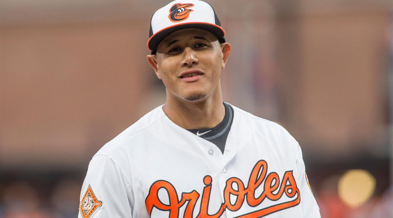 O's avoid arbitration with 3B Machado, closer Britton