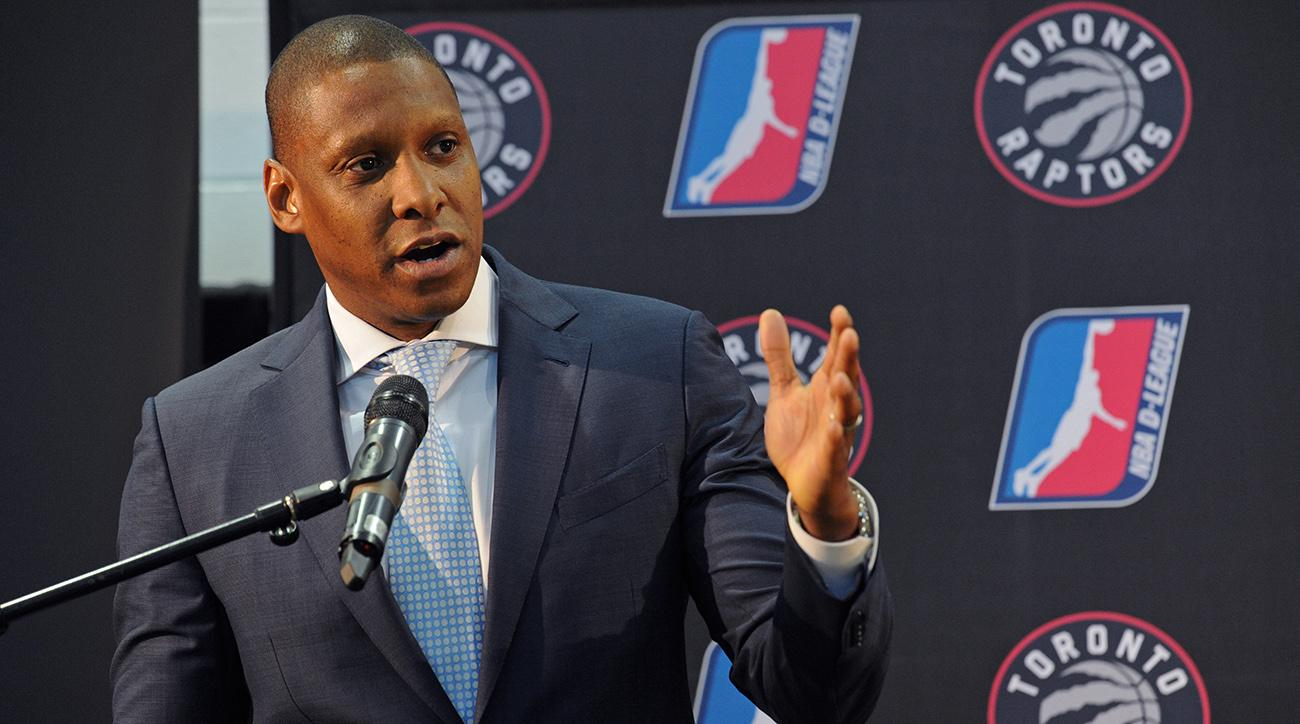 Masai Ujiri responds to Donald Trump's 's-hole' comments