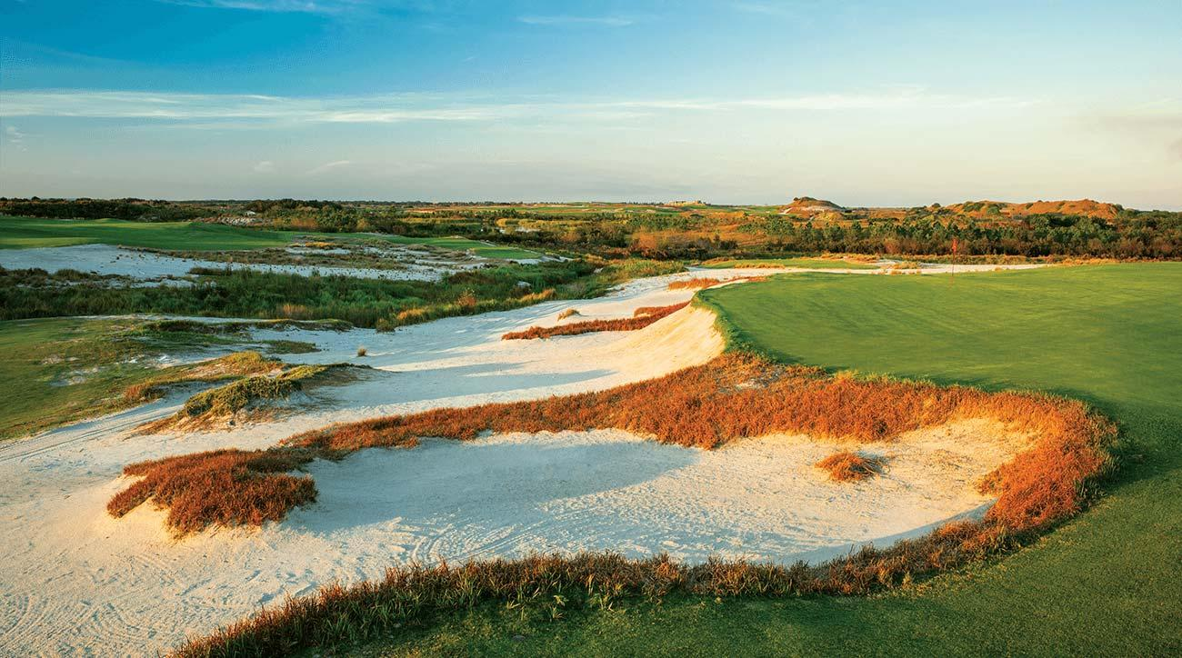 Streamsong Black opened for play in September 2017.