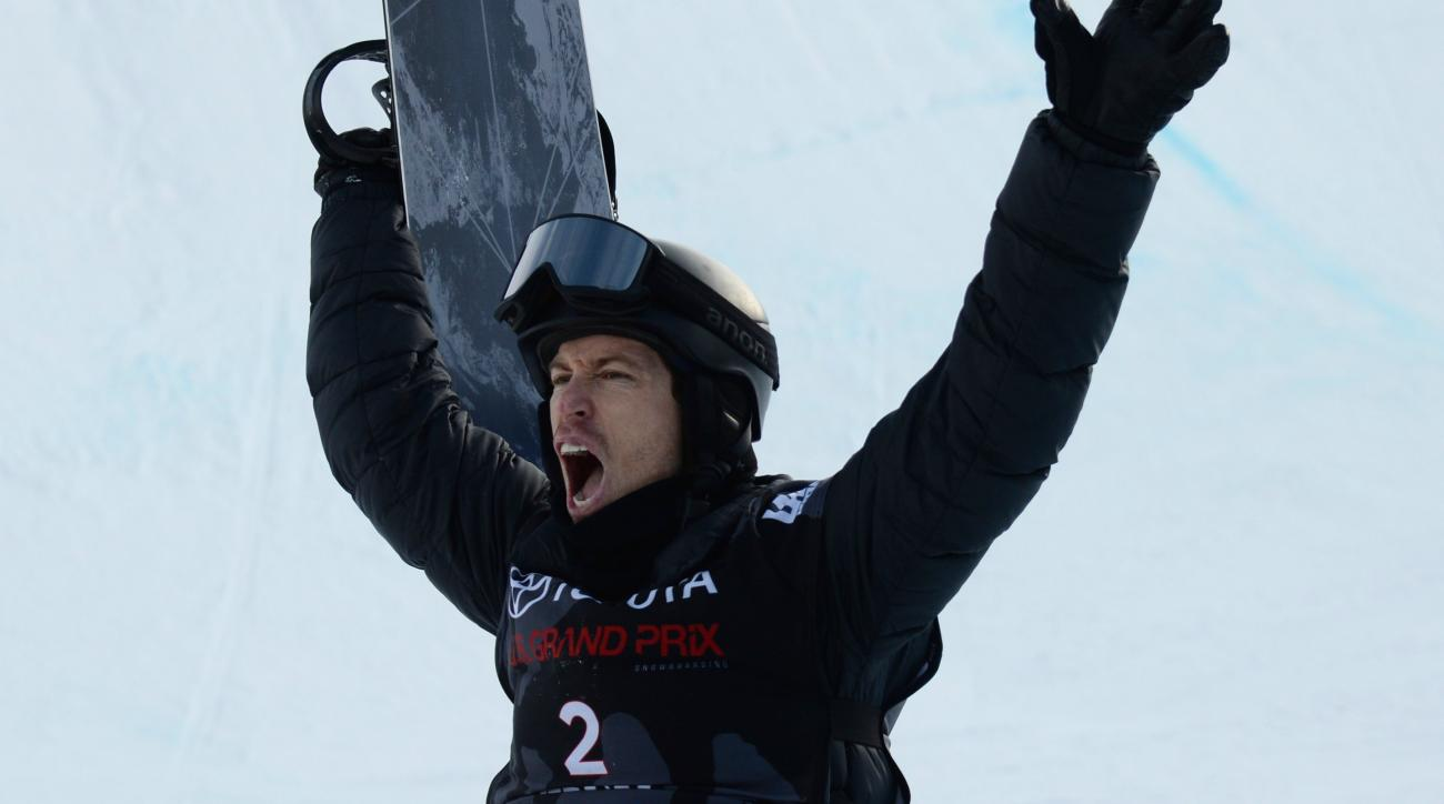 Shaun White qualifies for 2018 Winter Olympics