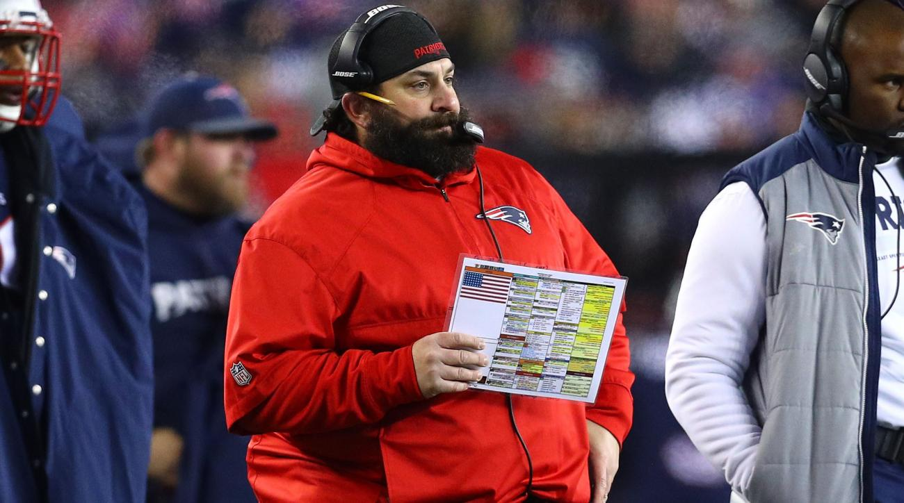 Patriots DC Matt Patricia expected to be next Lions head coach