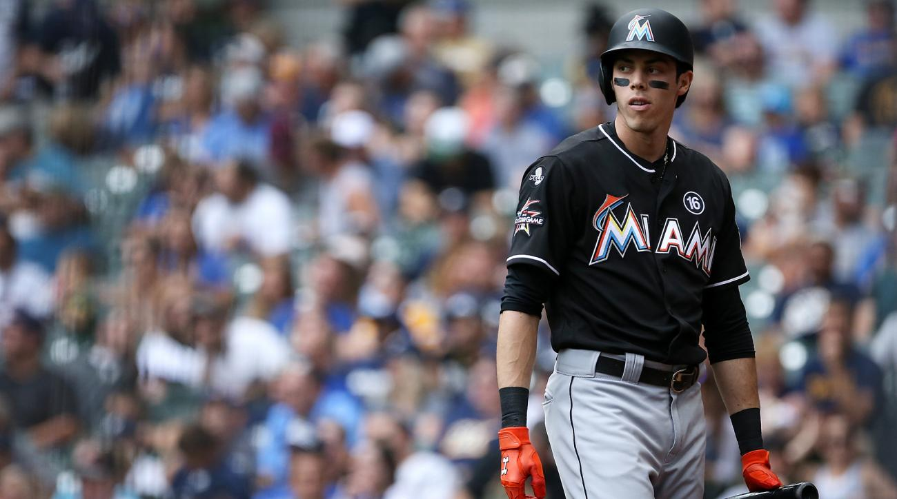 Relationship Between Christian Yelich, Marlins 'Broken'