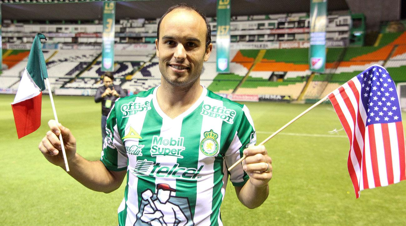 Landon Donovan will play for Club Leon as he comes out of retirement for a second time