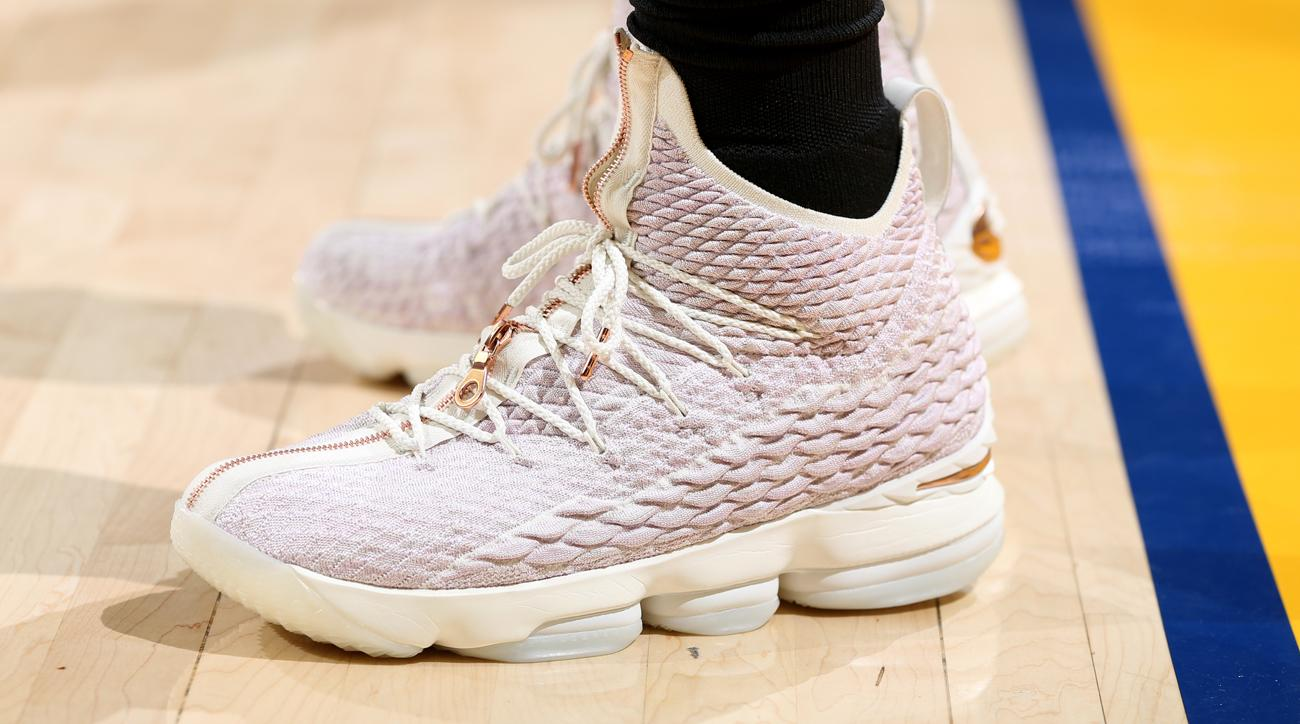 detailed look 217d7 b1056 Midseason Sneaker Review  LeBron 15, New Signature Sneakers and All-Star  Weekend