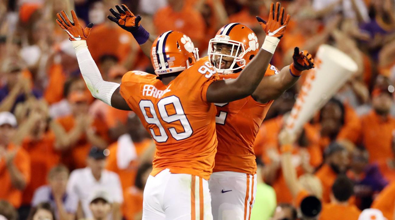 2018 NFL draft early entries  Clemson ae36ce552