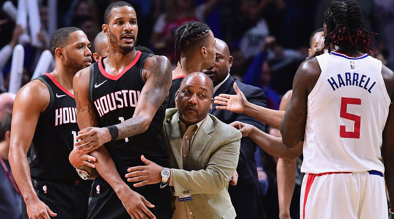 Rockets and Clippers
