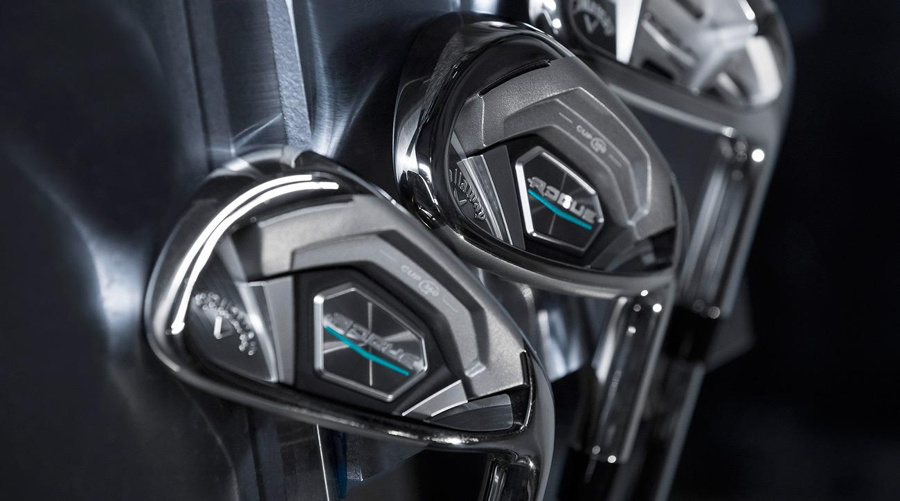 The new Rogue irons from Callaway.