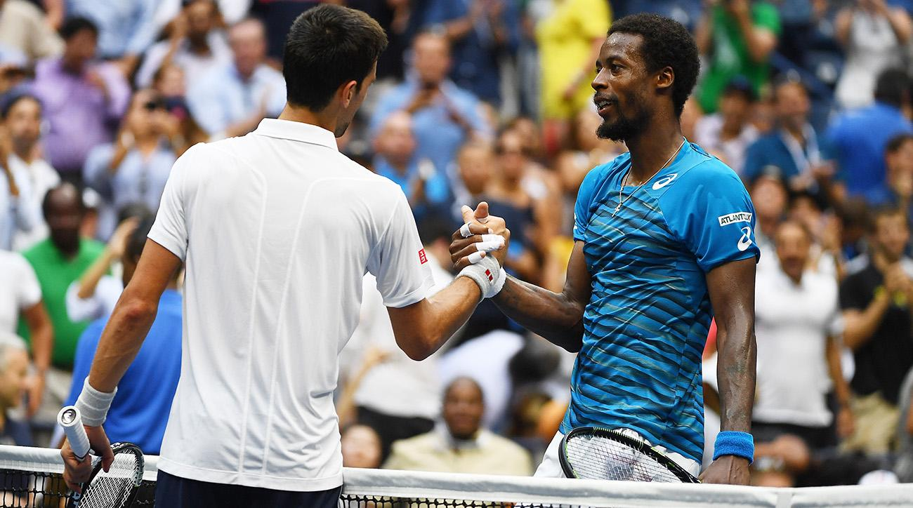 novak djokovic gael monfils live stream australian open watch online tv channel time