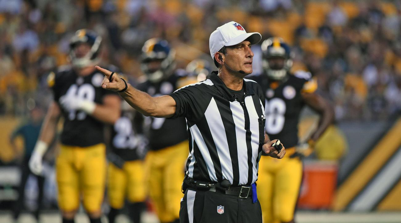 Gene Steratore to serve as referee for Super Bowl LII