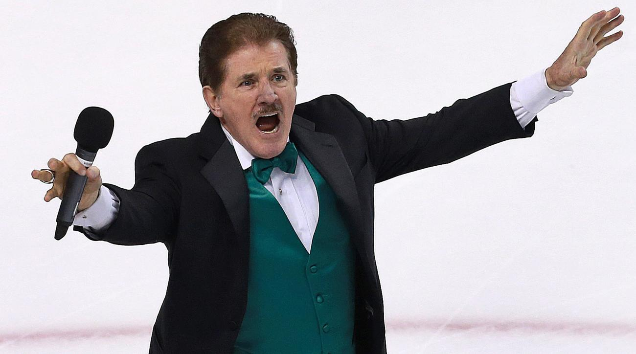Longtime Bruins Anthem Singer Rene Rancourt Retiring After Season