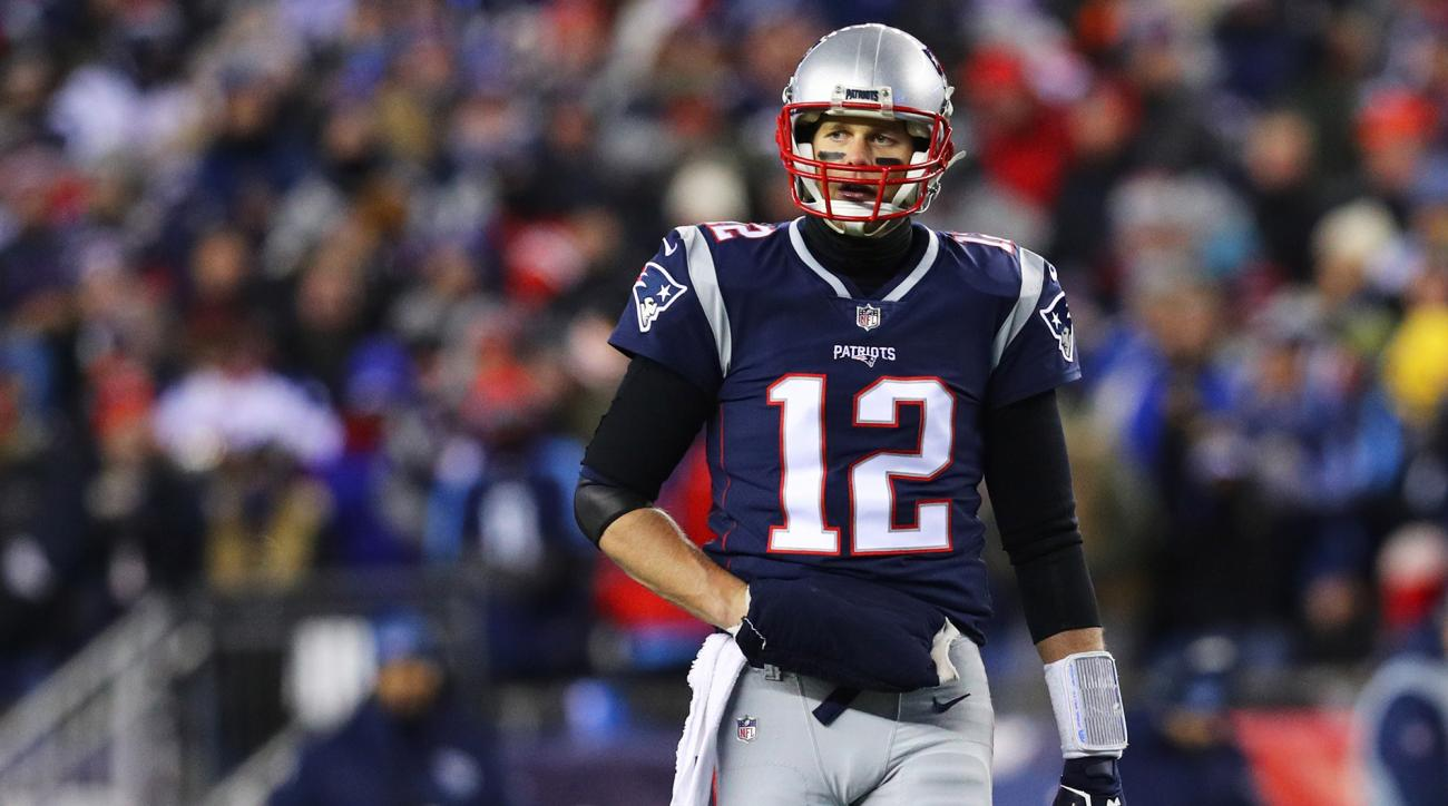 Tom Brady Named MVP by Pro Football Writers of America