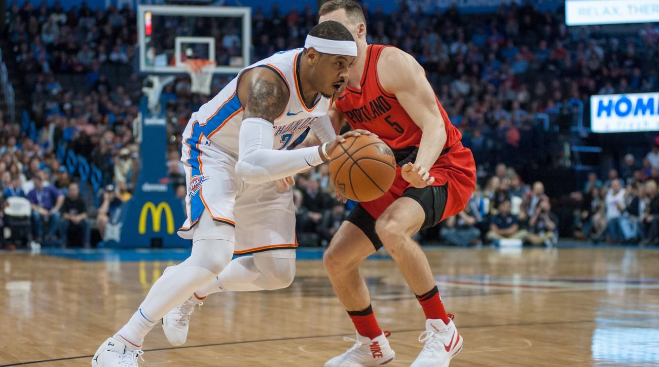 OKC Thunder Look For 3-Game Streak
