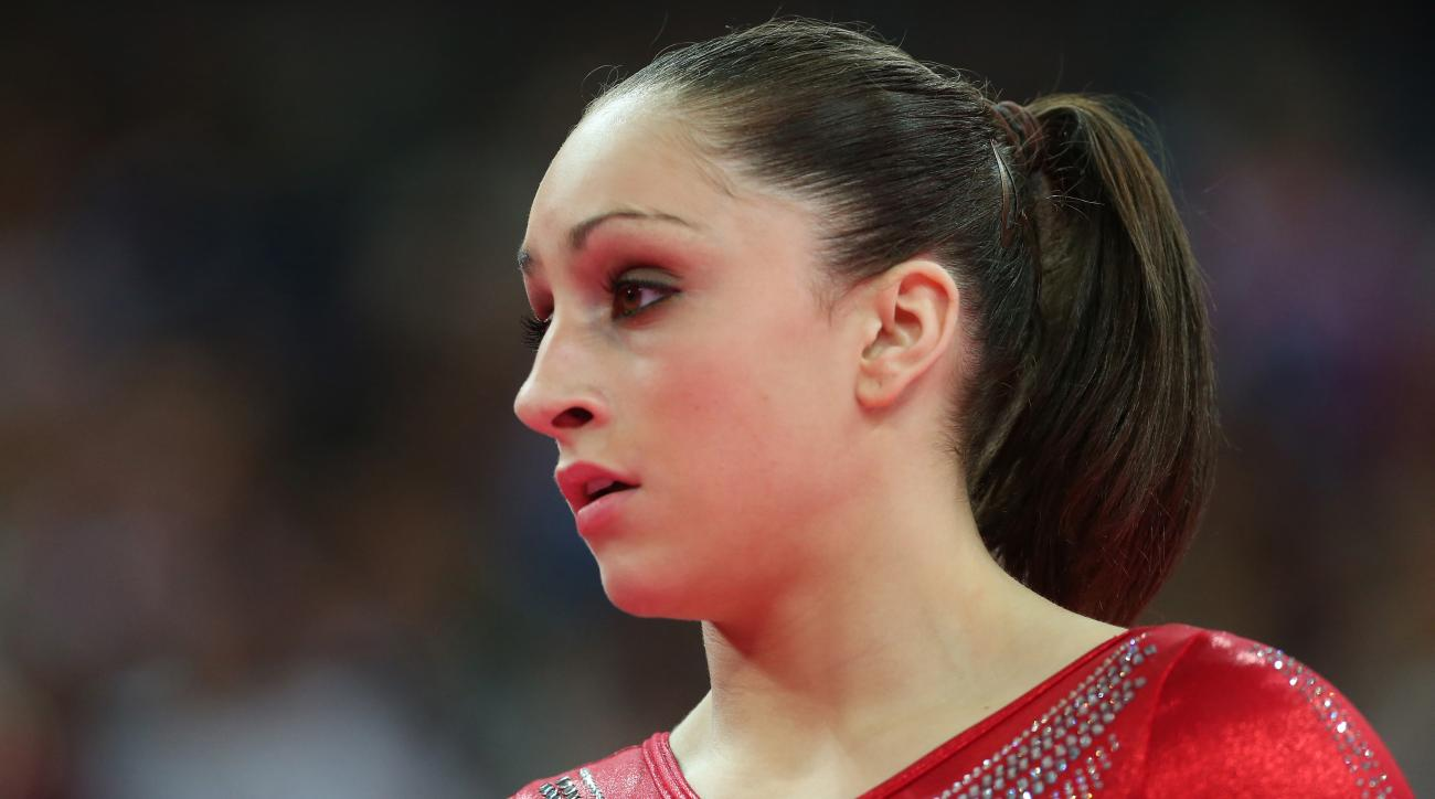 Jordyn Wieber: USA gymnast says Larry Nassar abused her