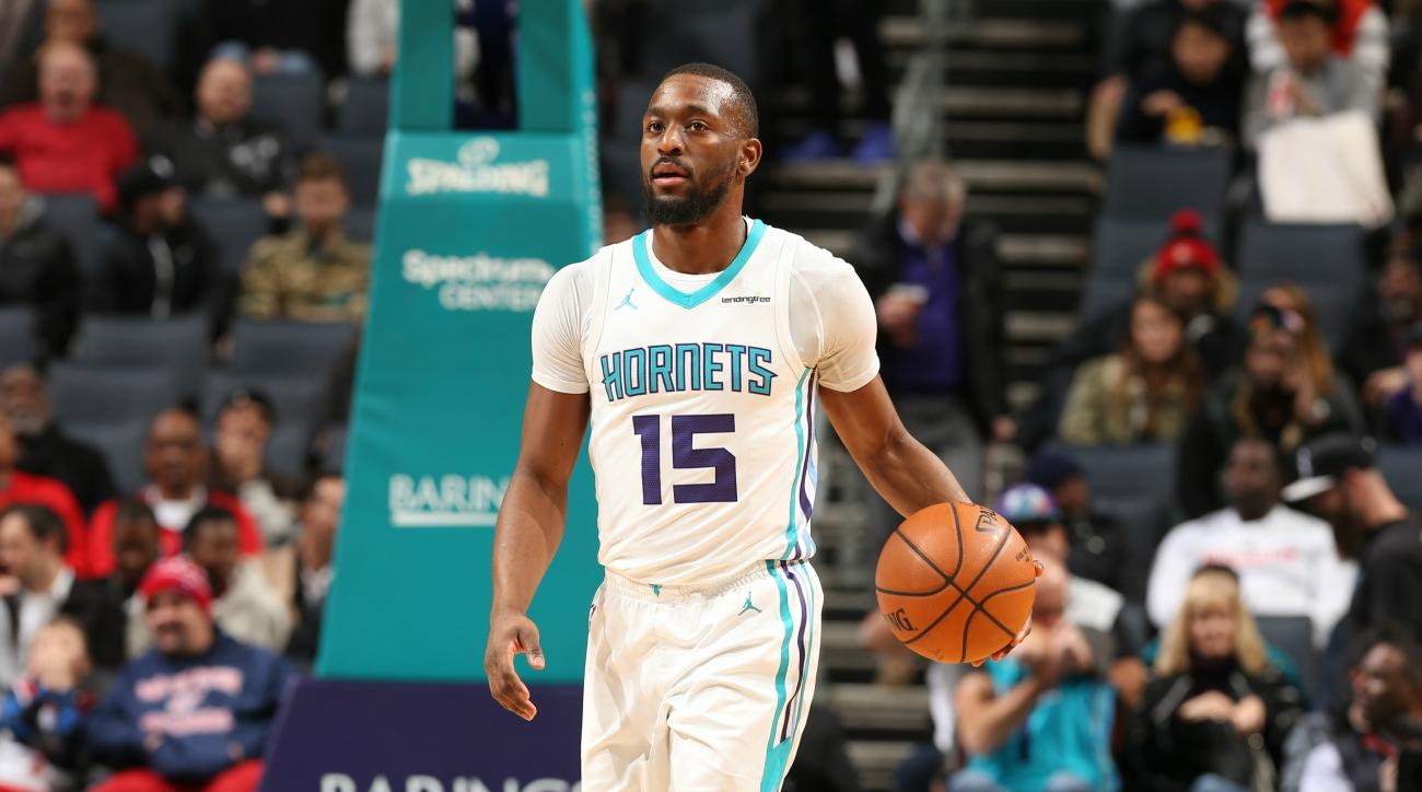 Kemba Walker says he would be 'devastated' if Hornets traded him