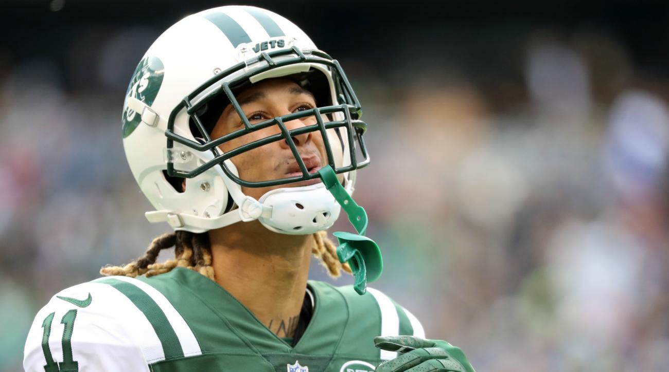 NY Jets WR Robby Anderson Arrested ... Still Locked Up