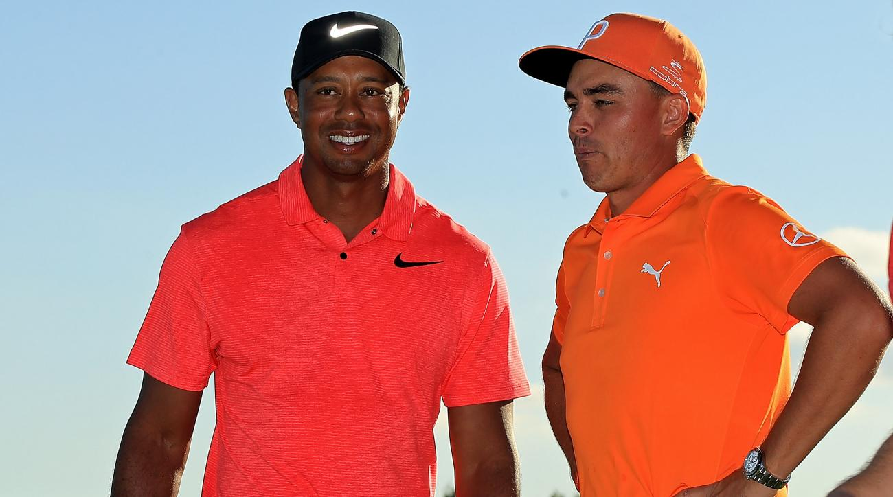 Woods and Fowler will be among those in the Farmers field next week.