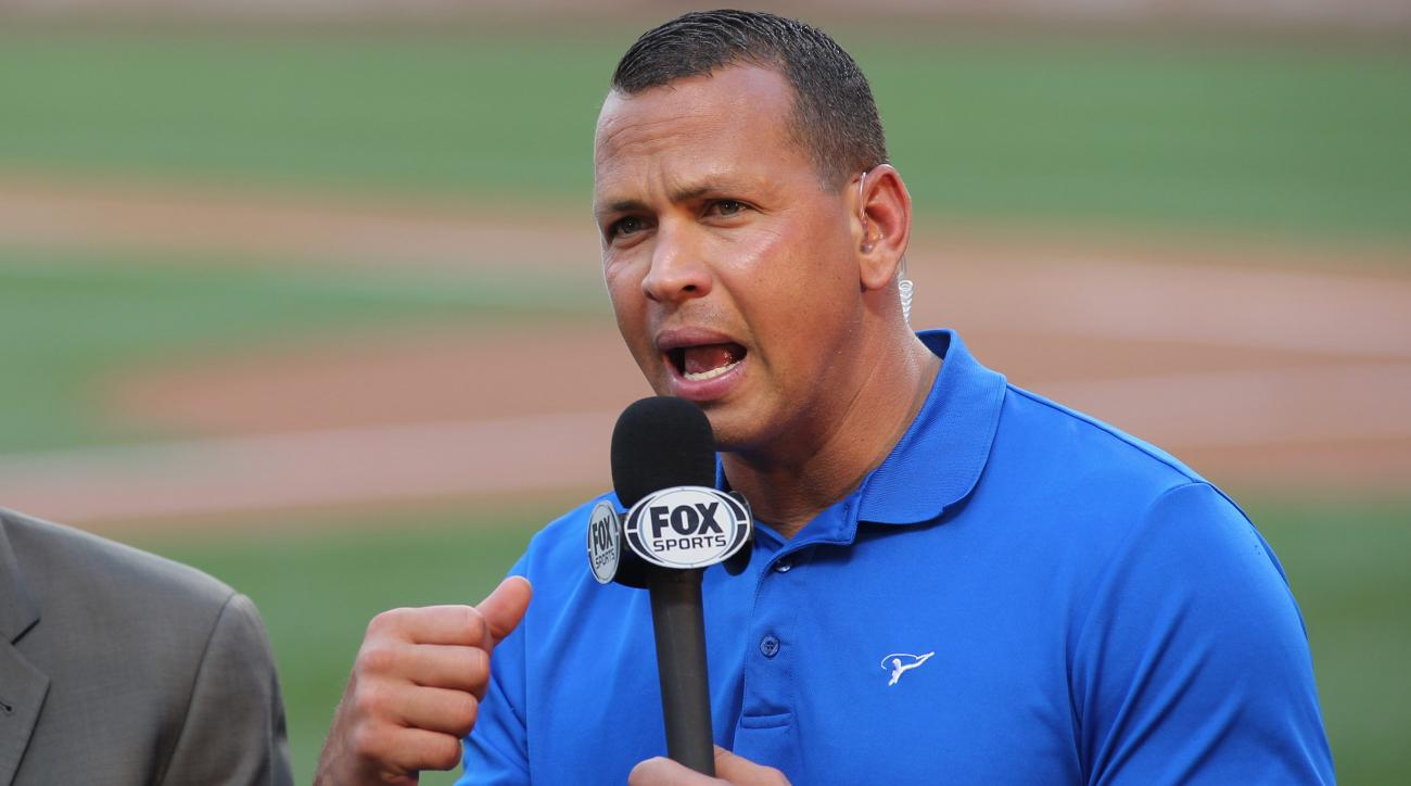 A-Rod to ESPN for 'Sunday Night Baseball'